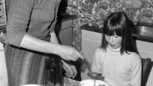 Обед на кухне, 1970 год