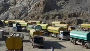 قاچاق سوخت از ایران به پاکستان