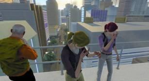 Programa de realidade virtual utilizado no tratamento de doenças mentais
