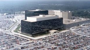 Campus da Agência Nacional de Segurança (NSA) em Fort Meade, nos Estados Unidos