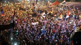 پیروزی عراق در برابر ایران: توپ فوتبال پیام عراقیها را به ایران رساند