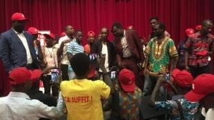 La Génération Consciente ivoirienne.