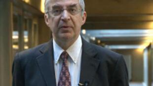 Pierre Jacquet, chef économiste à l'AFD.