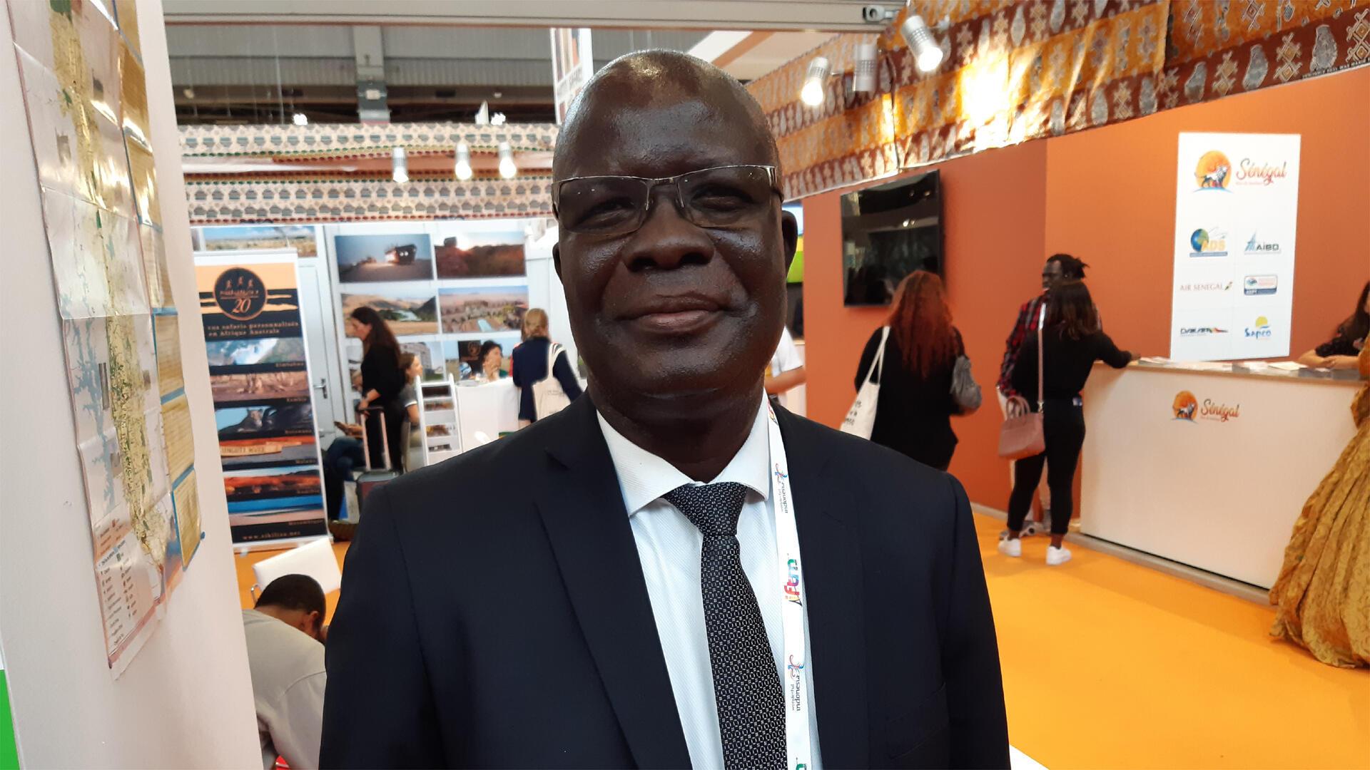 Wowui Kossi, directeur de la Promotion touristique au Togo.