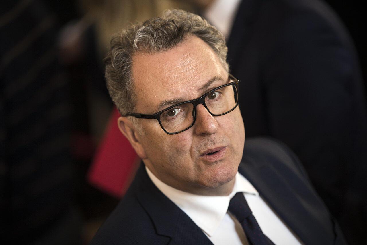 Richard Ferrand, tân chủ tịch Quốc Hội Pháp.
