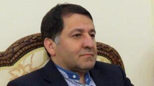 موسی علیزاده طباطبایی معاون سفیر جمهوری اسلامی ایران در عراق