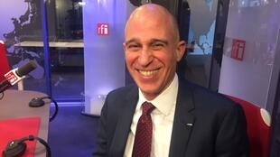 O professor de Literatura brasileira na Universidade Paris-Sorbonne, Leonardo Tonus.