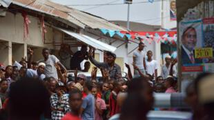 wafuasi wa upinzani katika kipindi cha uchaguzi mkuu wa Zanzibar