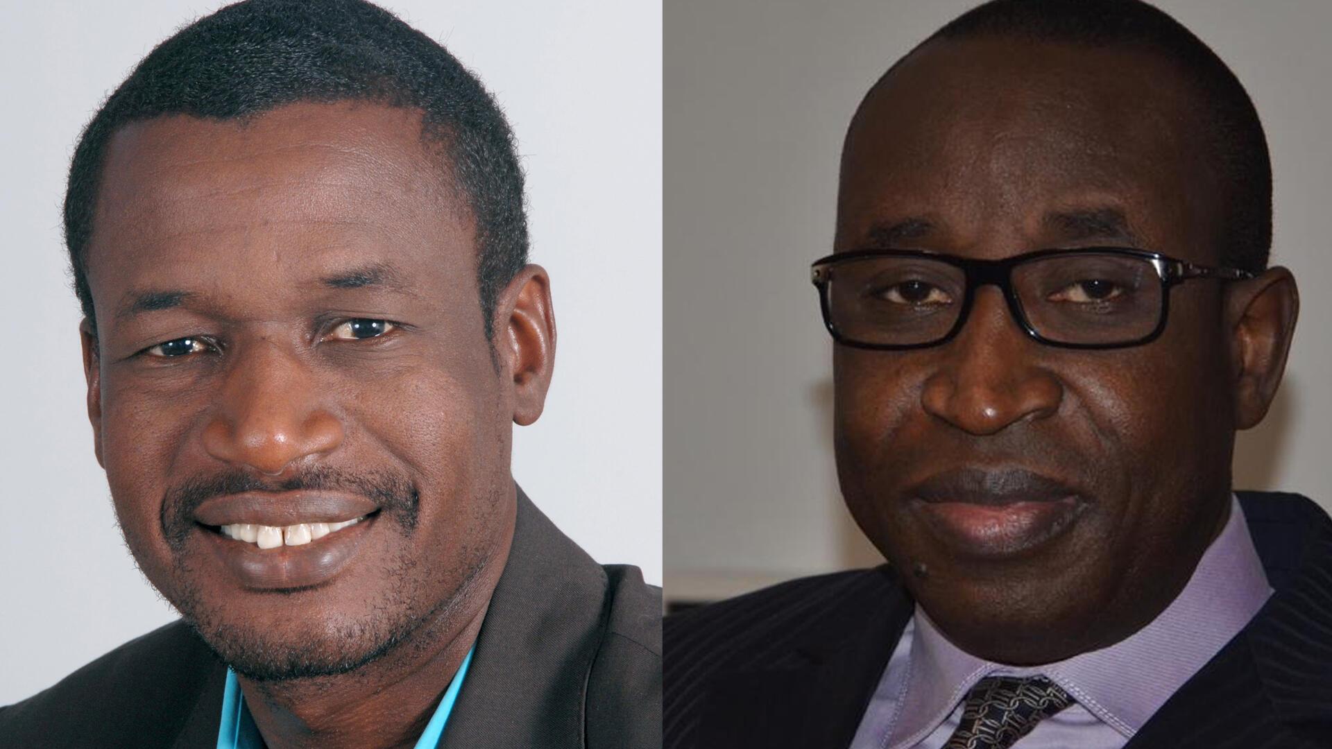 Mohamed Amara et Boubacar Salif Traoré.