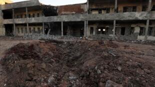 حمله موشکی سپاه به مقر حزب کردستان در خاک عراق