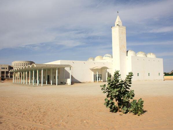 Une mosquée à Nouakchott (image d'illustration).