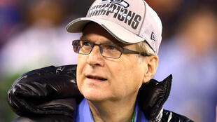 Paul Allen était passionné de sports et propriétaire de l'équipe de football américain des Seattle Seahawks et de l'équipe de basket des Trail Blazers de Portland