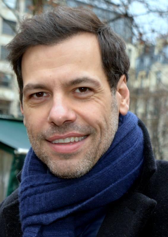 Laurent Lafitte.