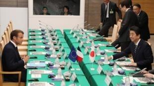 Au premier jour de sa visite au Japon, Emmanuel Macron a appelé mercredi à préserver l'alliance Renault-Nissan et à développer les synergies et les alliances «pour la rendre plus forte».