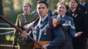 Pour ces commémorations plusieurs centaines de descendants de soldats néo-zélandais ont fait le déplacement dans le Nord de la France.