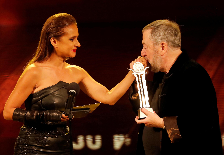 На Каирском кинофестивале Павлу Лунгину вручили приз за вклад в мировой кинематограф