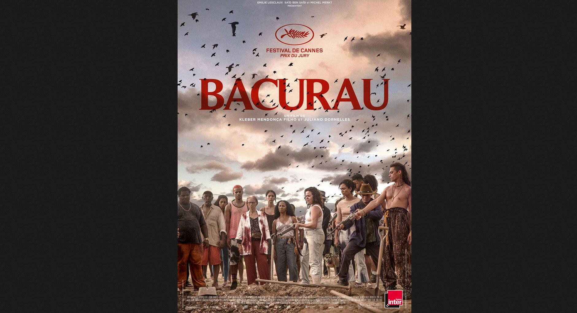 A imprensa francesa destaca a estreia nas salas do país do filme brasileiro Bacurau, de Kleber Mendonça Filho e Juliano Dornelles