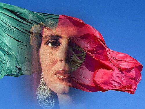 Amalia Rodrigues, nữ hoàng của dòng nhạc fado (DR)