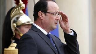 Shugaban Faransa François Hollande