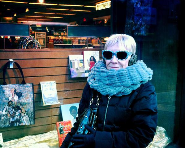 Susan Turok, bénévole new-yorkaise de Greeter.