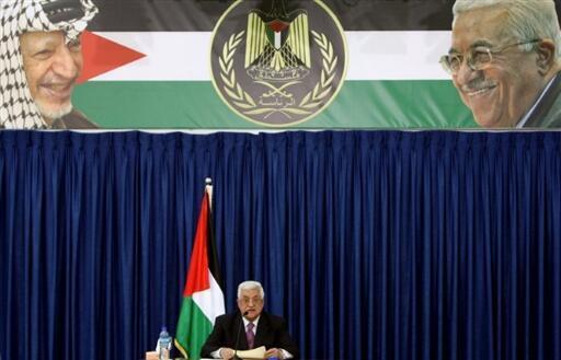 Shugaban Palestinawa Mahmoud Abbas
