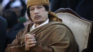 Les protestations contre le régime du colonel Kadhafi sont sans précédent.