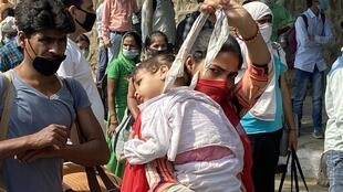 2020_05_19 migrants heading home in India 3