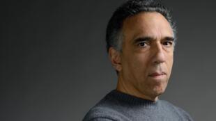 Portrait de l'écrivain Charif Majdalani.
