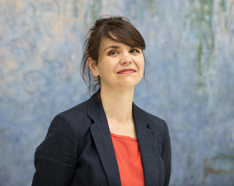سسیل دوبره، مدیر موزه اورانژری پاریس