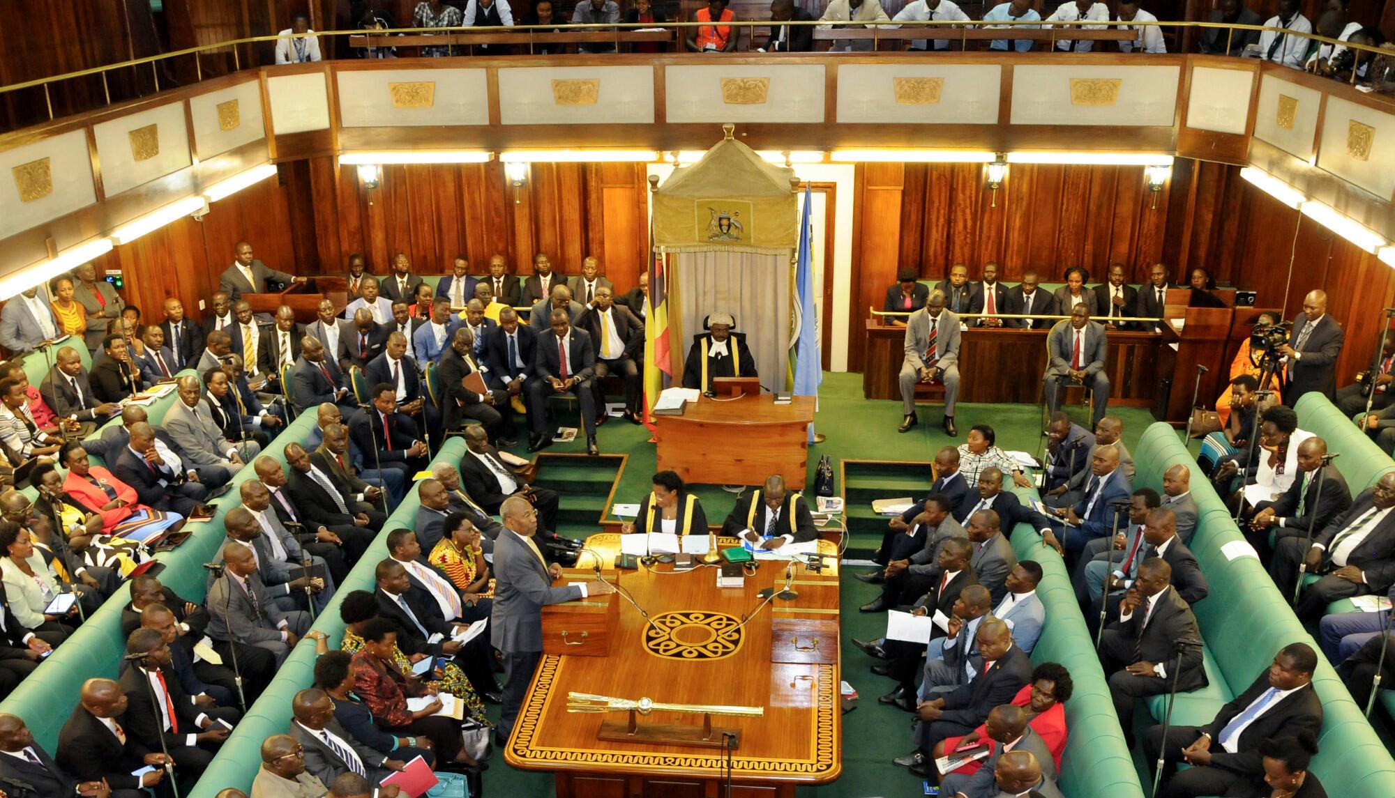 Parlement - ouganda