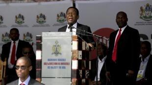 Discourso do rei dos Zulus, Goodwill Zwelithini, em Durban a 20 de Abril de 2015