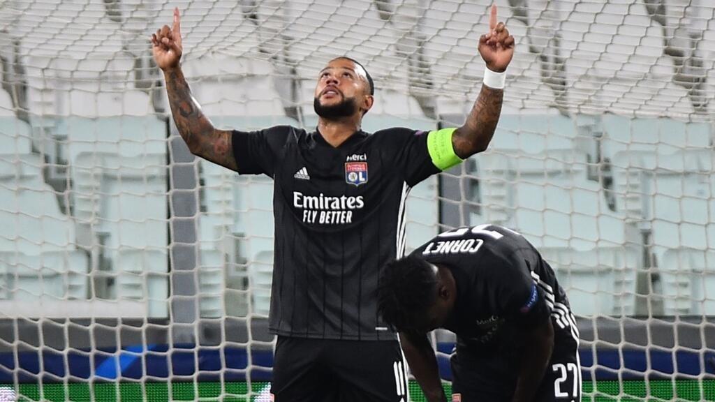 Ligue des champions: Lyon scalpe la Juventus, le Real Madrid à terre