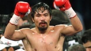 Dan wasan Damben kasar Philippine, Manny Pacquiao