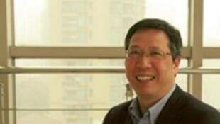上海市卫生和计划生育委员会原副主任黄峰平(照片日期不详)