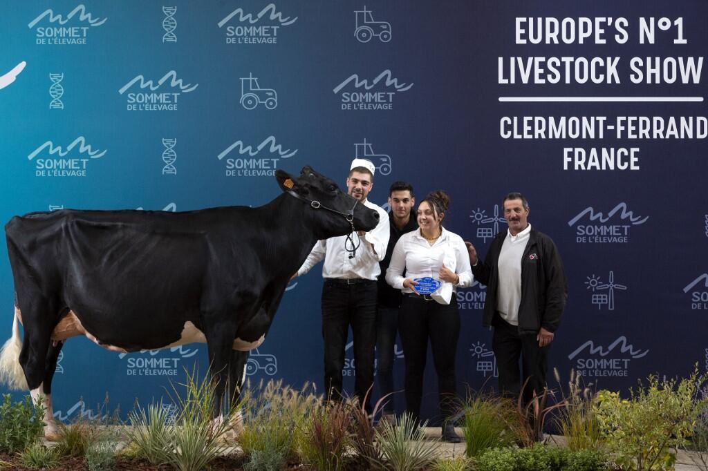 Le Sommet de l'élevage à Clermont-Ferrand
