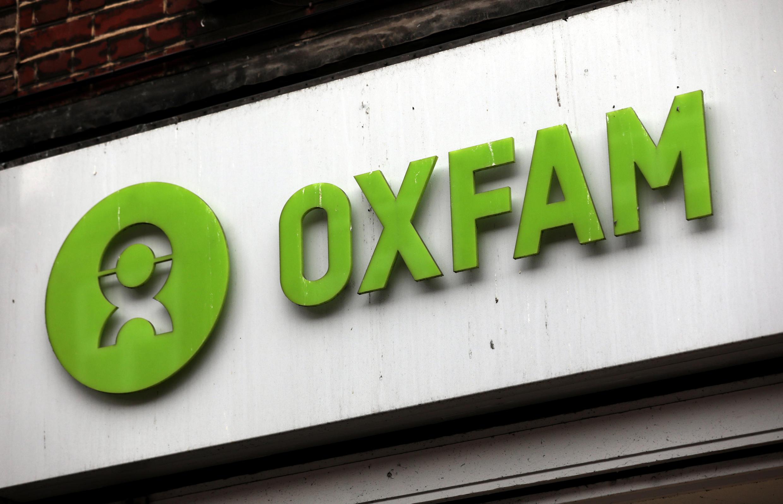 A Oxfam está na tormenta há uma dezena de dias.