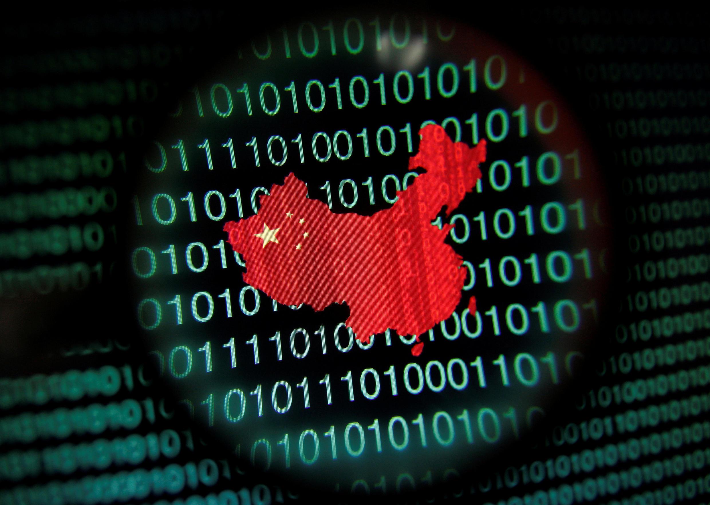 Gián điệp mạng Trung Quốc hoạt động mạnh. Ảnh minh họa.