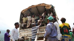 De nouveaux réfugiés arrivent au camp de Lusenda, dans le Sud-Kivu, où ils sont accueillis par la Commission Nationale des Refugiés (CNR) et le Haut-Commissariat des Nations Unies pour les Réfugiés (HCR). (Photo d'illustration)