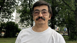 Глава нижегородского экологического центра «Дронт» Асхат Каюмов