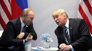 Trump/Poutine