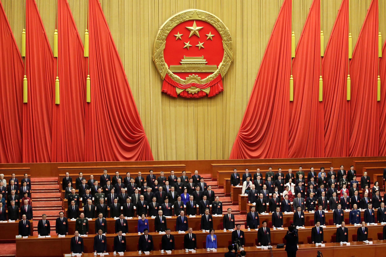 Quốc Hội Trung Quốc thông qua luật đầu tư nước ngoài, ngày 15/03/2019