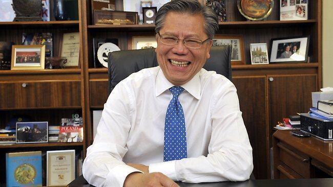 Ông Lê Văn Hiếu được bổ nhiệm làm Thống đốc bang Nam Úc tháng 9/ 2014