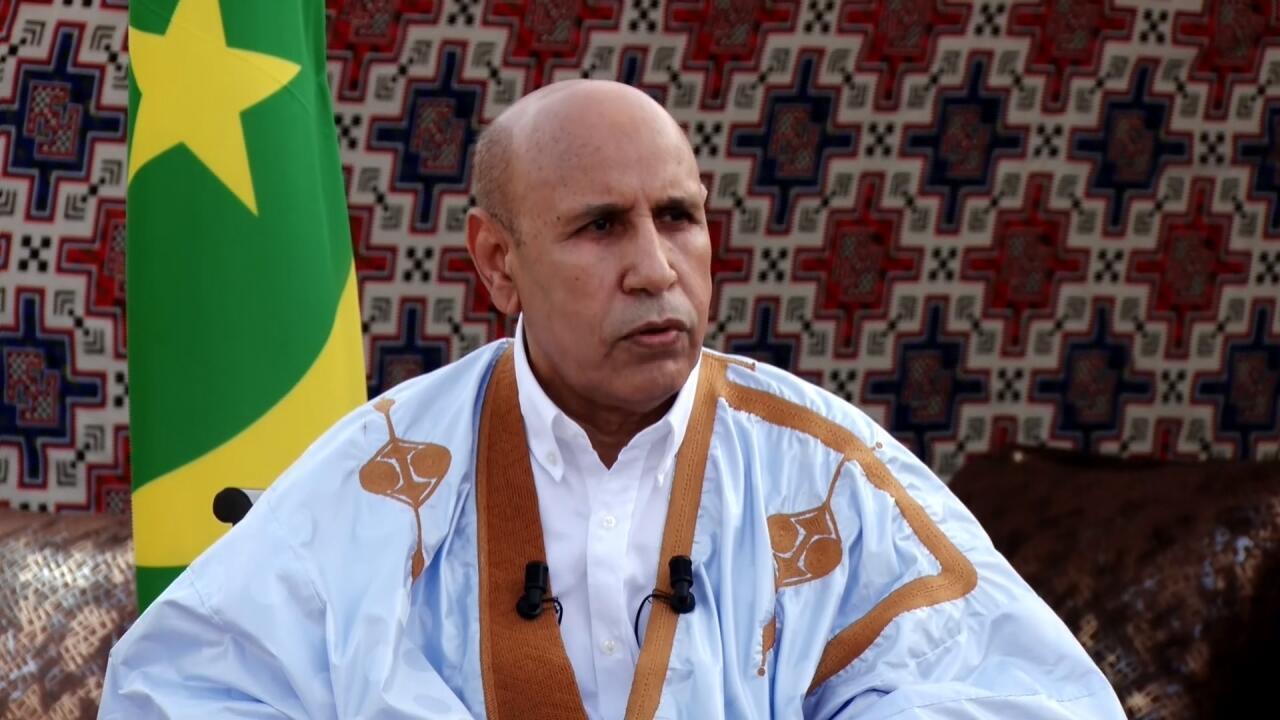 photo président mauritanien 1
