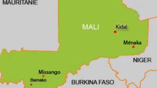 C'est tôt ce matin que des rebelles touaregs armés ont attaqué la ville de Ménaka, au nord-est du Mali.