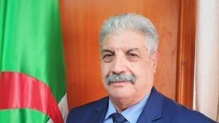 Tayeb Bouzid, le ministre algérien de l'Enseignement supérieur et de la recherche scientifique, veut que l'anglais soit plus utilisé à l'université.