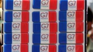 Сувениры в Биаррице к саммиту G7
