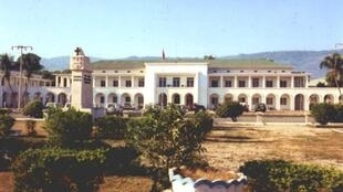 Government Palace in Dili, East Timor