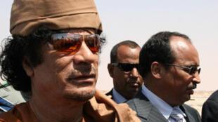 利比亚强人卡扎菲