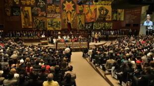 Avec une majorité amoindrie et une opposition renforcée, un nouveau Parlement s'installe ce dimanche 14 mai en Equateur pour un mandat de quatre ans.