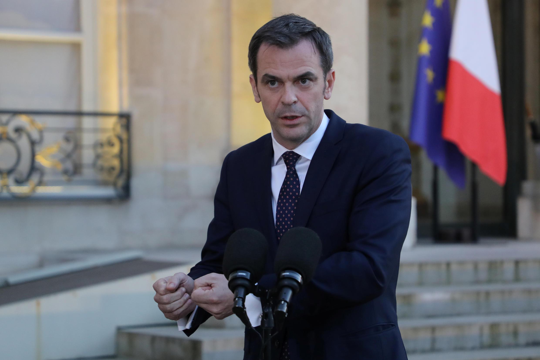 Olivier Véran, ministro da Saúde francês